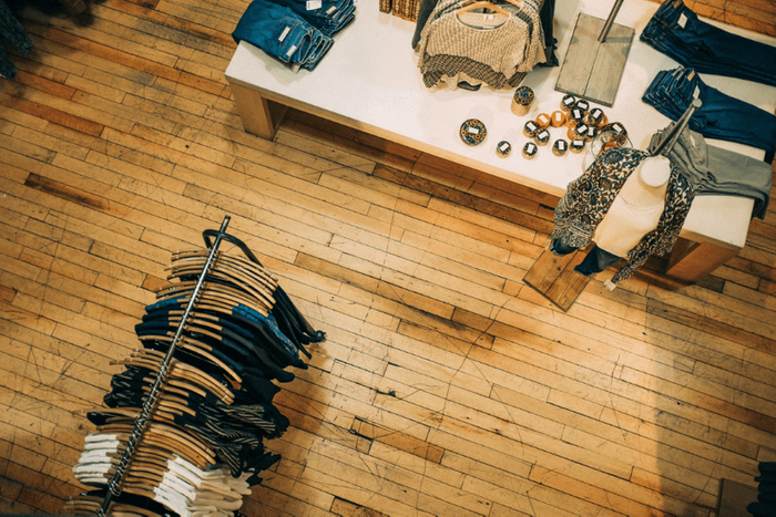 What's going on in the world of fashion retail?