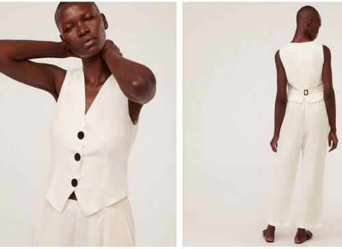 Guest Blog | The growth of linen in womenswear
