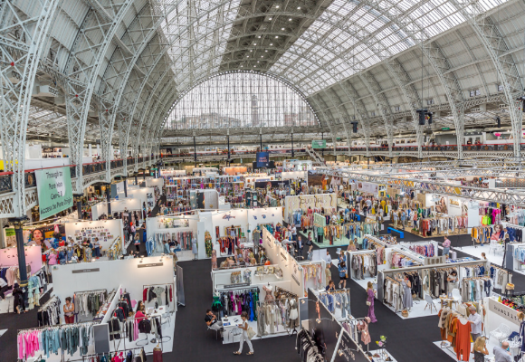 Pure London delivers the bold and brave, celebrity collections and fascinating insights from keynote speakers