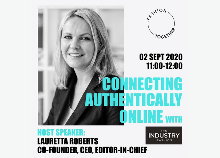 Community building and connecting authentically online