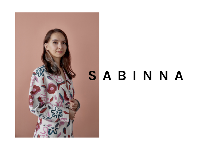 60 seconds with... Sabinna Rachimova, SABINNA