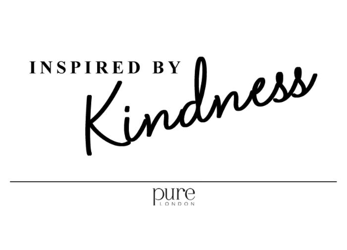 #InspiredByKindness