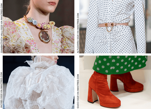 Fabric trends for SS21 at Pure Origin