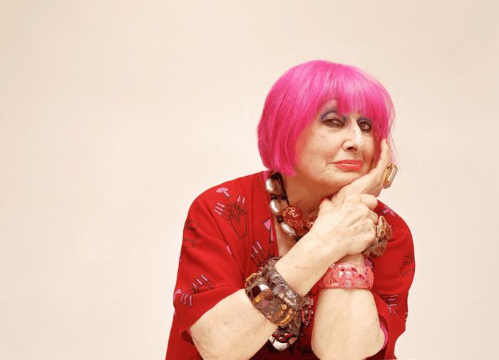 Pure London announce Dame Zandra Rhodes as keynote speaker