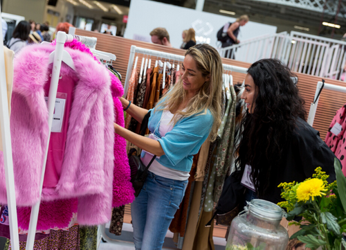 5 ways to drive footfall to your stand at Pure London