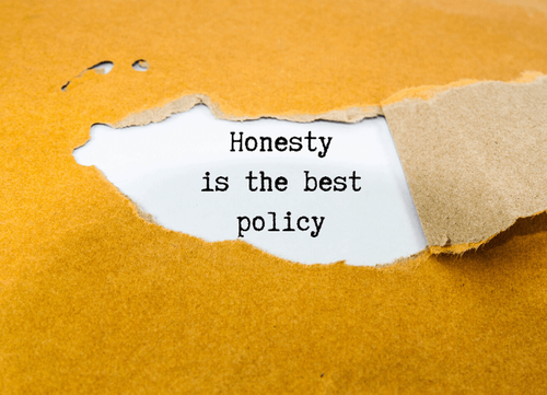 Guest Blog: The truthful brand