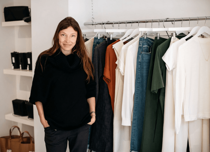 Who's who at Pure London… Elena Todary, The Collaborative Store