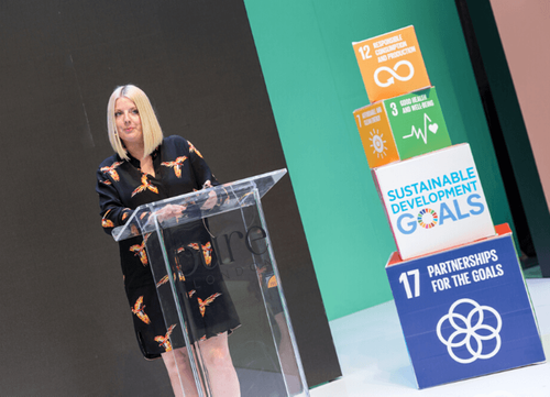 Pure London continues Power of One commitment to United Nations' SDGs with partnerships for goals and exhibitor programme