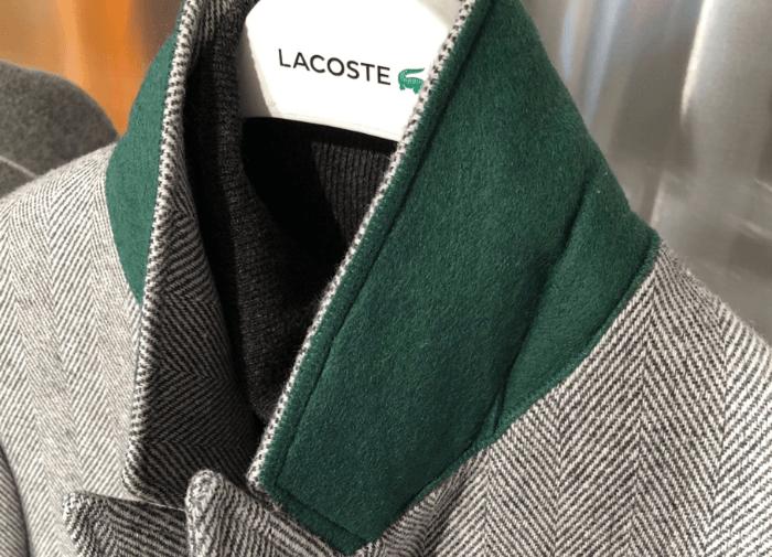 Spotlight... Lacoste