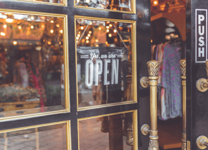 Reigniting retail: a guide to reopening your shop post-lockdown
