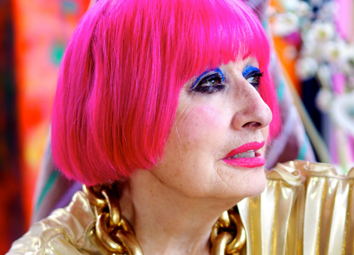 Meet our keynote: in conversation with Dame Zandra Rhodes