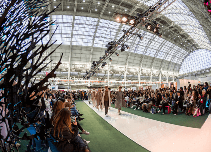 Storming the runway: the best of Pure London AW20/21