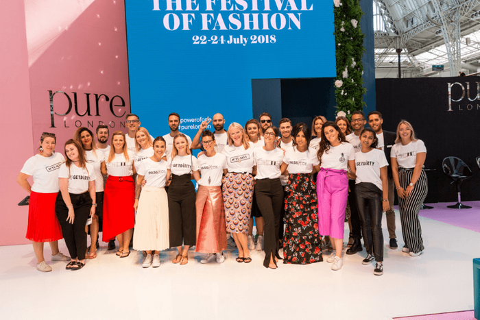 PURE LONDON MAKES POWER OF ONE PLEDGE TO GO SINGLE USE PLASTIC FREE