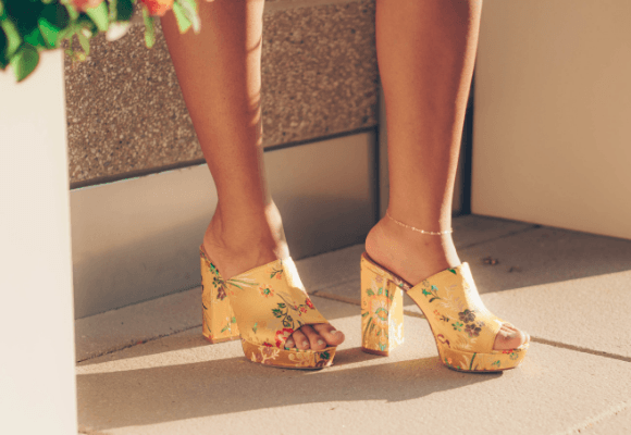 The lowdown on sustainable footwear