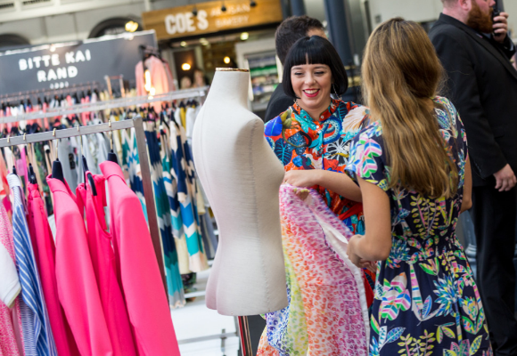 Meet the tailor… Zoe Anne Jones, Harrods