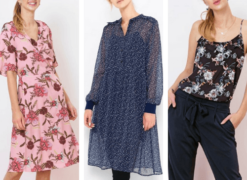 saint tropez pure london womenswear ss20 collection fashion