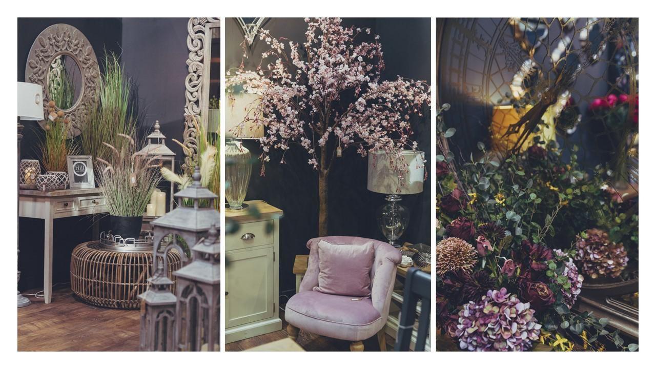 faux floral trends