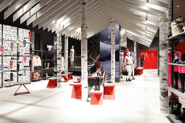 Instore Experience Retail