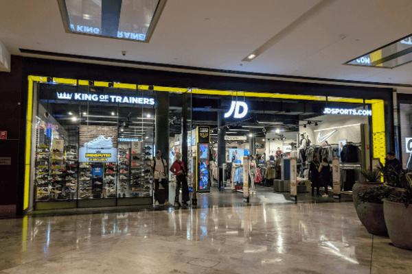 JD sports retail