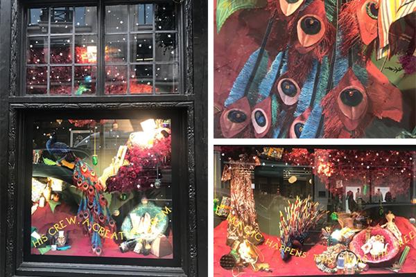 Liberty Window Displays