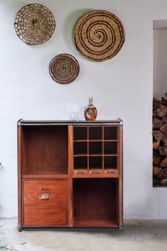 Authentic models cabinet