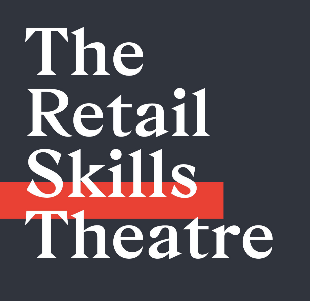 The Retail Skills Theatre Logo