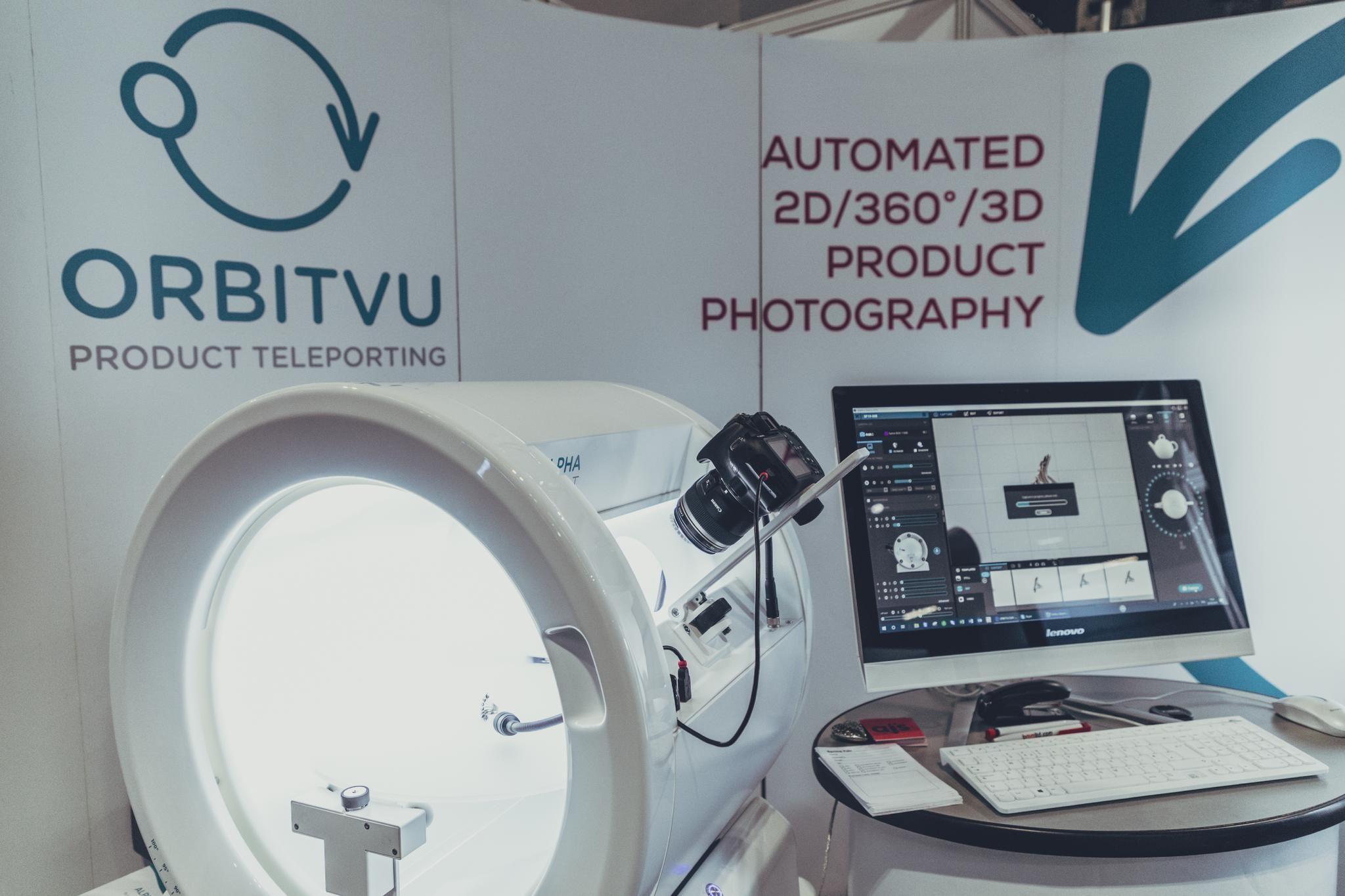 orbitvu product teleporting