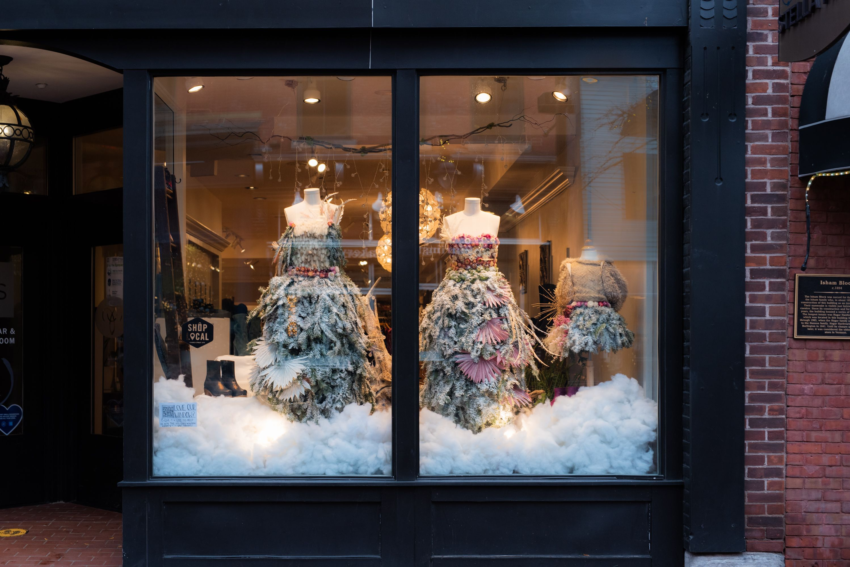 stella mae window shop christmas dress