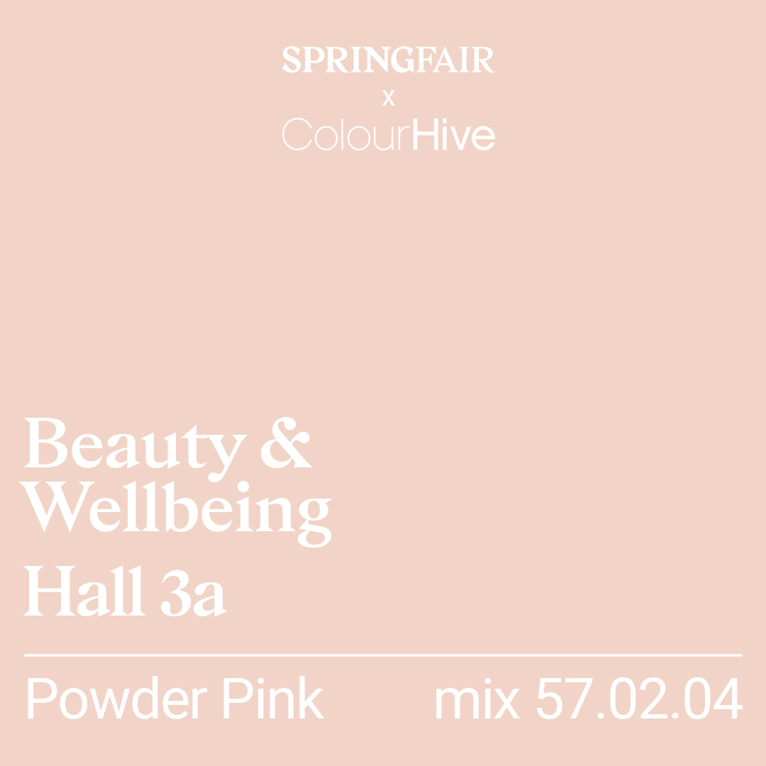 Spring Fair Beauty and Wellbeing Sector