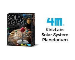 4M Kidzlabs Solar System Planetarium