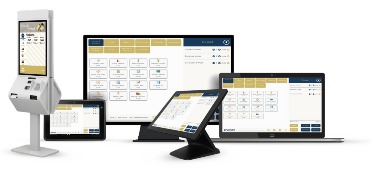 Gryphen POS Solutions