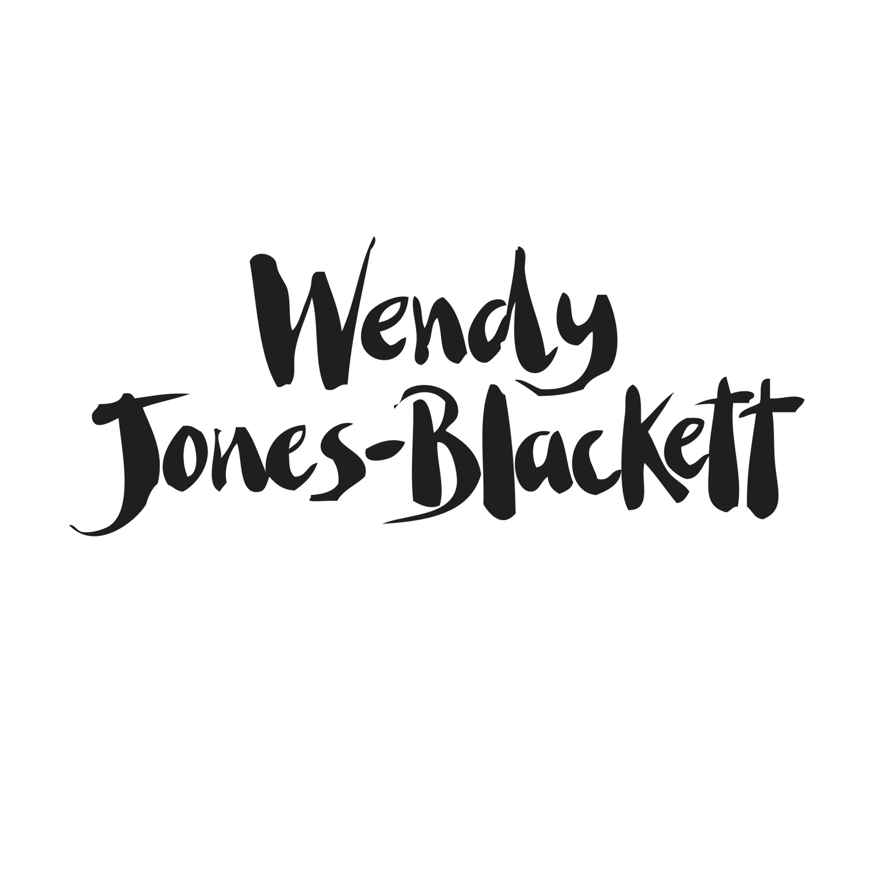 Wendy Jones-Blackett