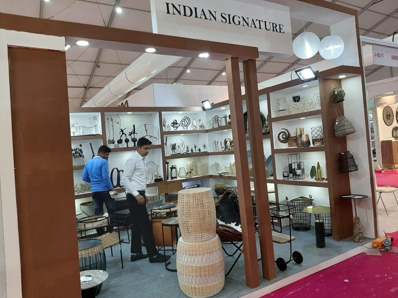 INDIAN SIGNATURE