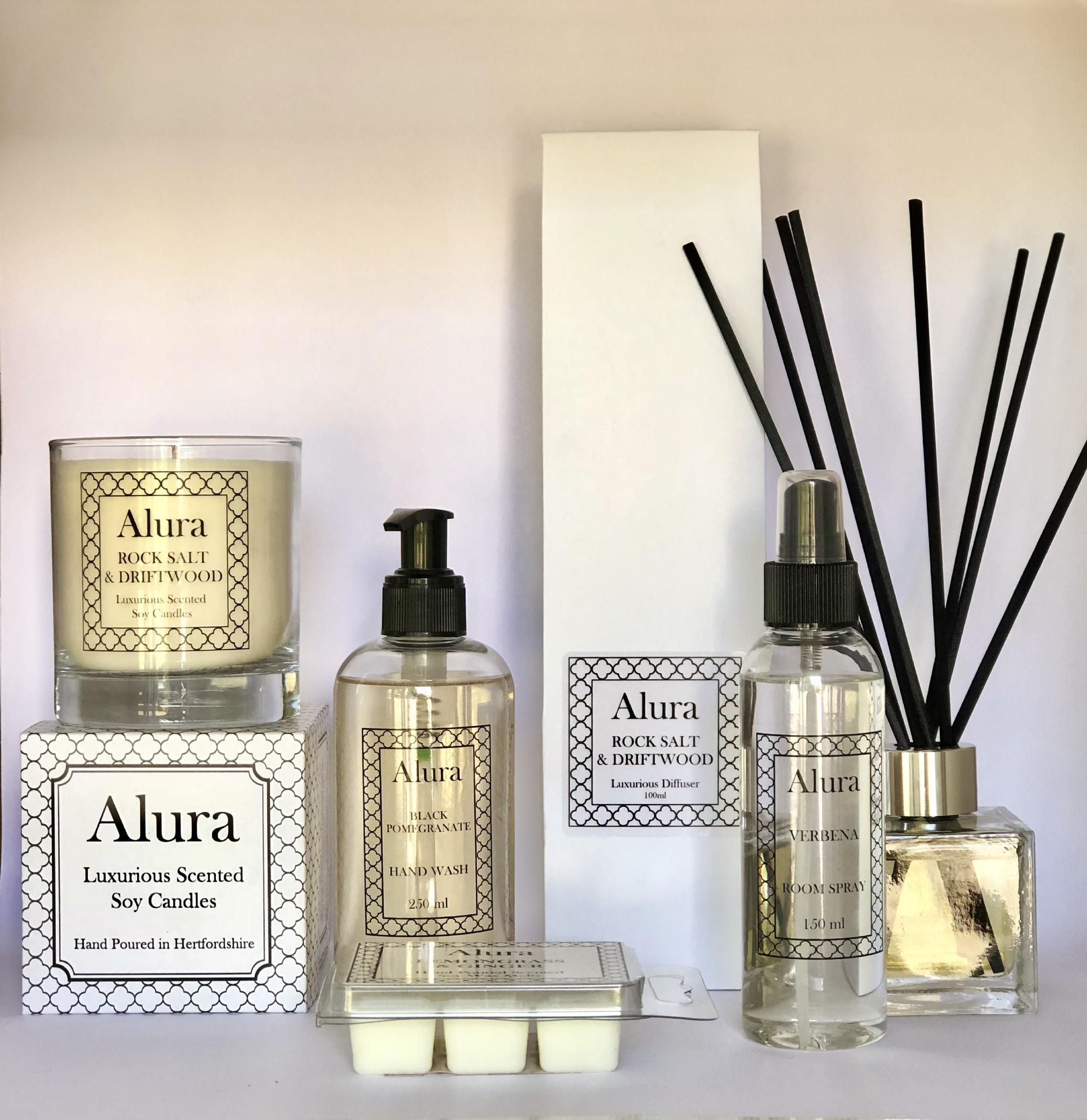 Alura Candles