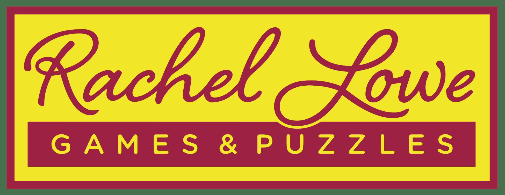 Rachel Lowe Games & Puzzles