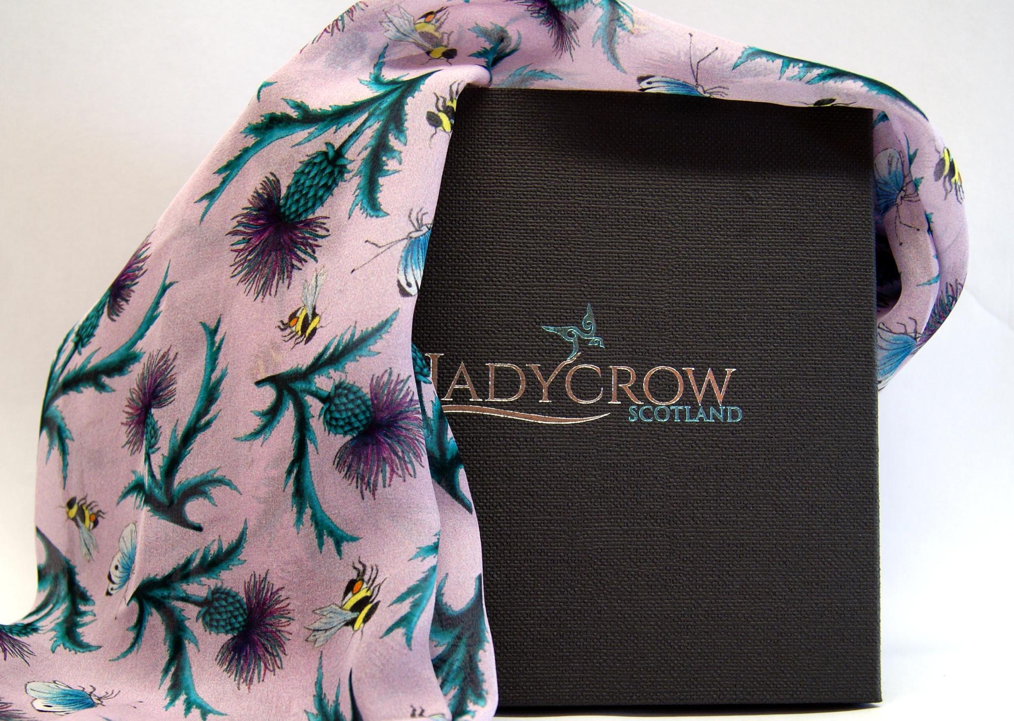 Ladycrow Silks/Glenshee P