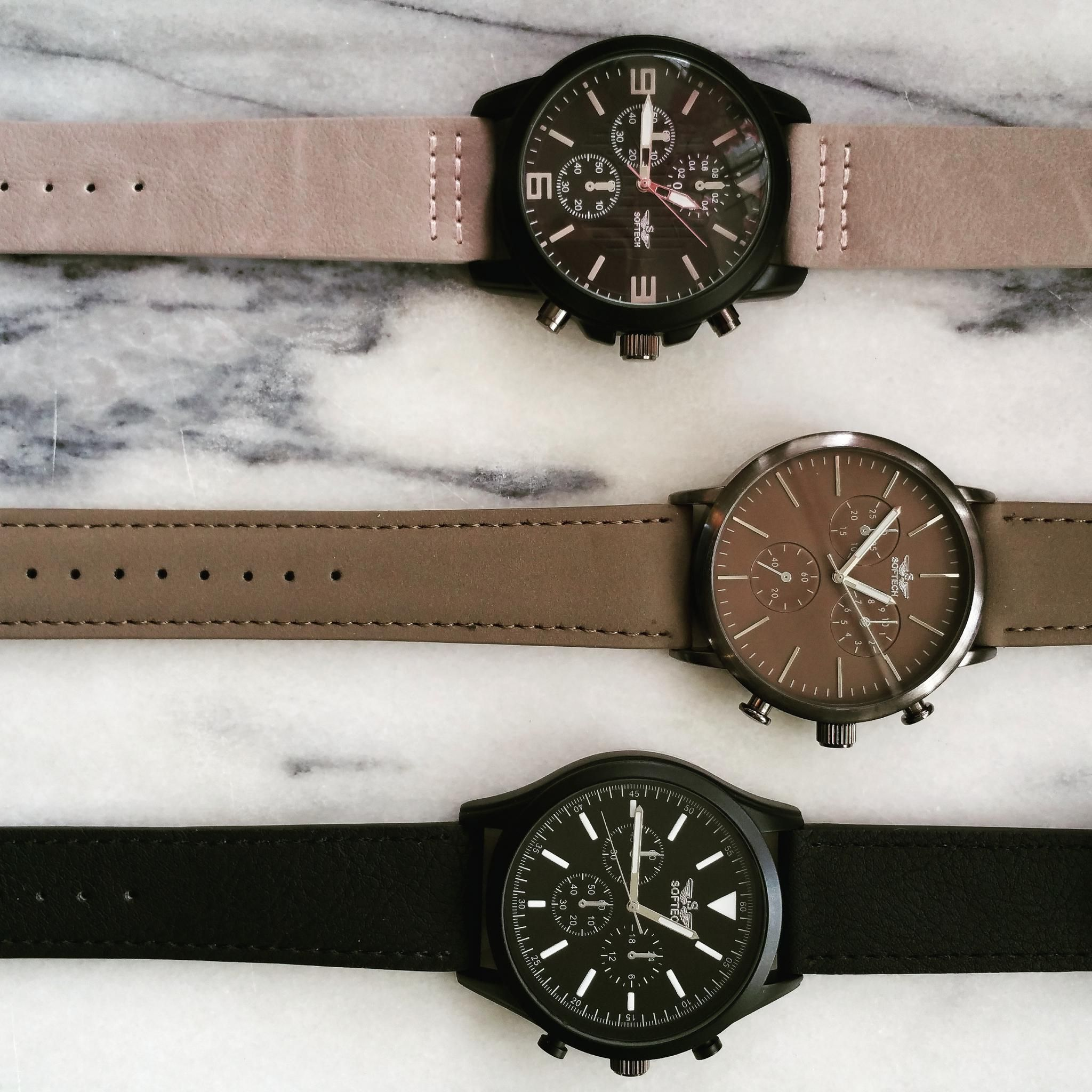 Softech Watches By Sellmoor