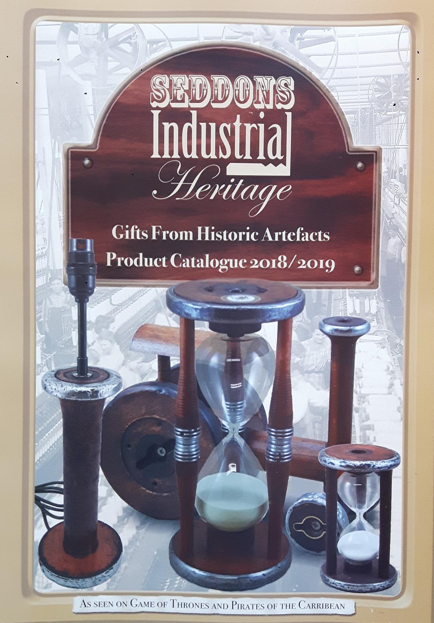 Seddons Industrial Heritage Ltd