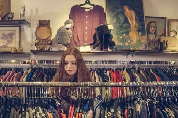 second hand clothes UK