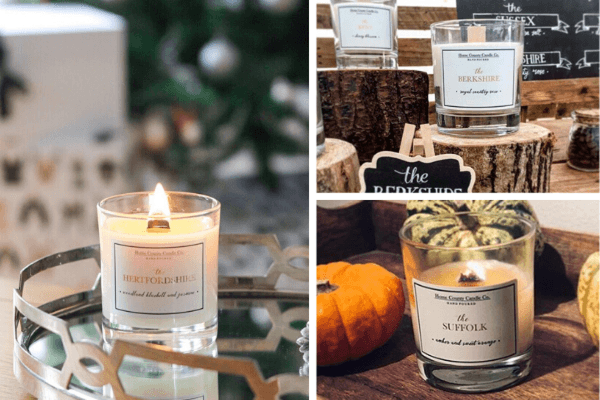 sustainable candles