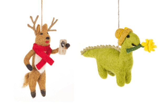sustainable decorations