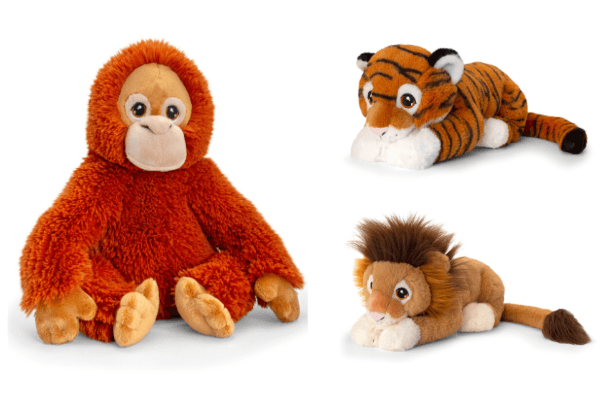 sustainable soft toys