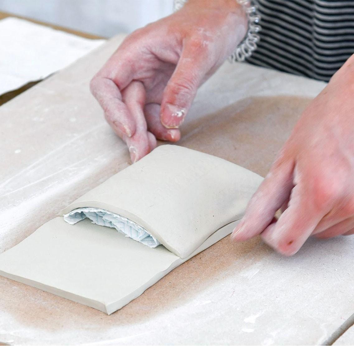 wrapping ceramics