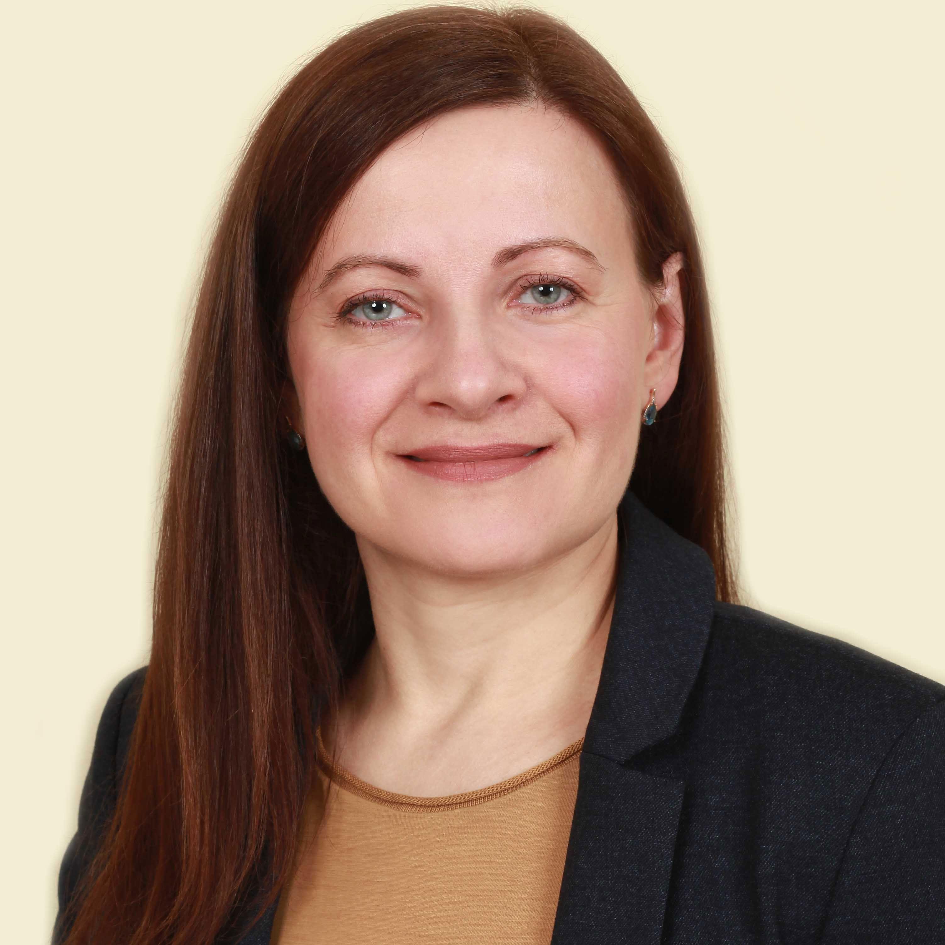 Ekaterina Ovcharenko