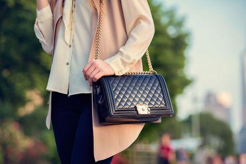 Elegant Black Purse