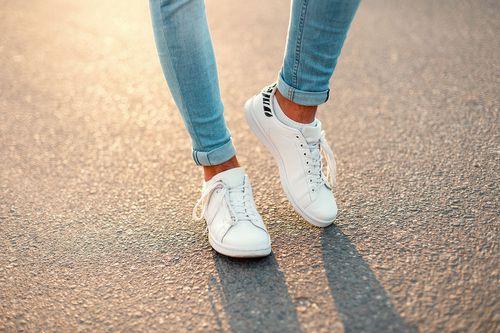 Men White Sneakers