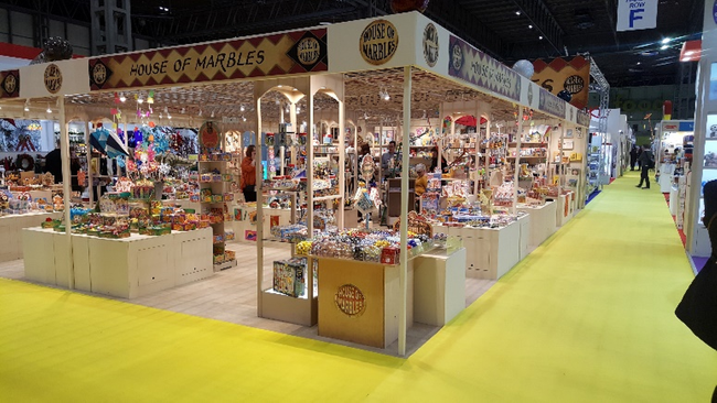 Creative Visual Merchandising on Display at Spring Fair 2020