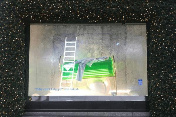 London's Best Christmas Window Displays