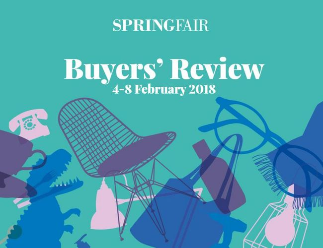 The Spring Fair Buyers' Review