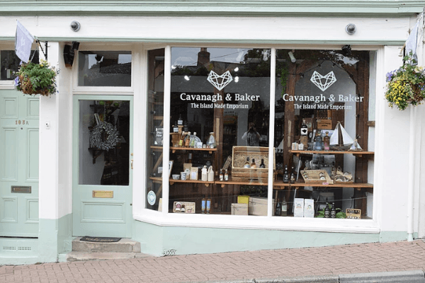 Indies Making a Difference: Cavanagh & Baker